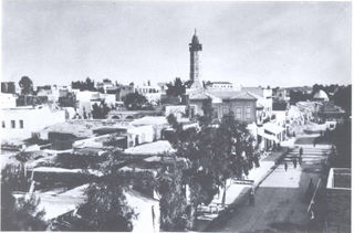 Gaza City bef 1948