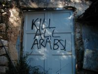 Kill all arabs