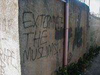 Exterminate the muslims