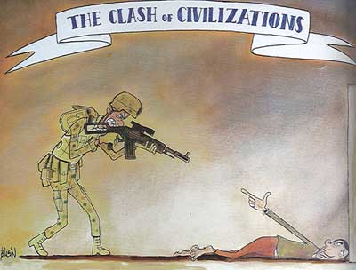 The Clash Of Civilizations by Mustafa Bilgin
