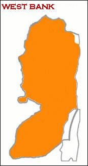 West_bank_map